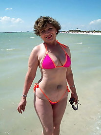 Swimsuit gilf milf mix