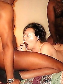 Women sucking cock 5