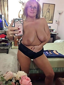 Desirable  mature whore likes a tasty cock