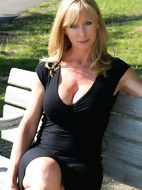 Gorgeous and Busty Mature Ladies 13